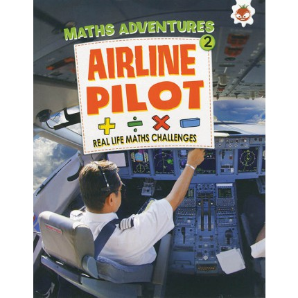 Maths Adventures 2 - Airline Pilot