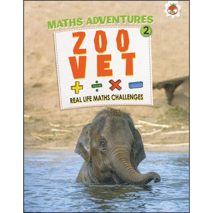 Maths Adventures 2 - Zoo Vet