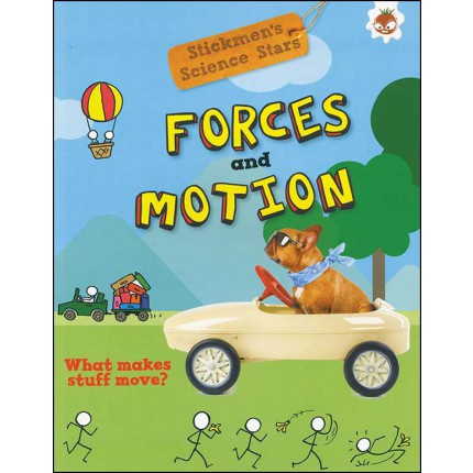Stickmen's Science Stars - Forces and Motion