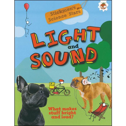 Stickmen's Science Stars - Light and Sound