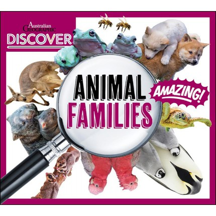 Discover - Animal Families