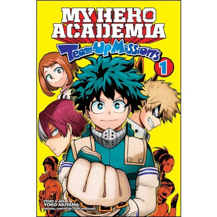 My Hero Academia - Team-Up Missions