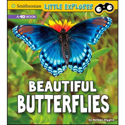 Little Entomologist - Beautiful Butterflies